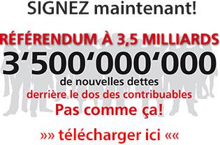 Unterschriftenbogen Milliardenreferendum downloaden (FR)